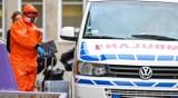 Koronawirus w Małopolsce. Liczba nowych zakażeń spadła, liczba zgonów wciąż przeraża