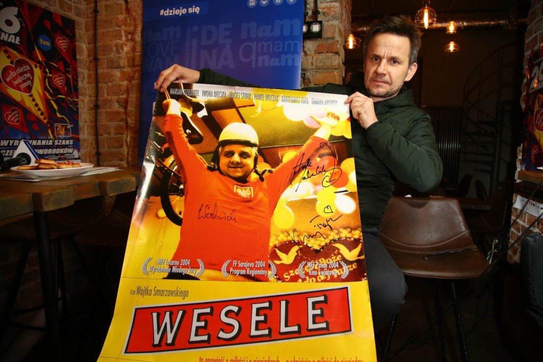 Unikatowy Plakat Wesela Smarzowskiego Z Podpisami Aktorów
