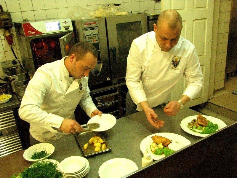 Dobra Kuchnia Przyciągnie Ludzi Na Stare Miasto W Tczewie