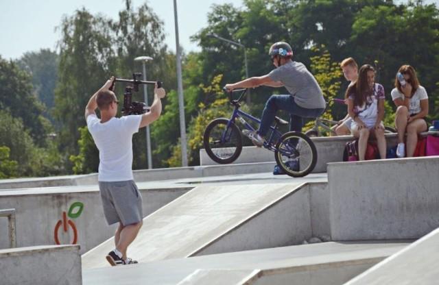 Projekt budowy skateparku w Pamiątkowie zwyciężył wśród zadań sołeckich