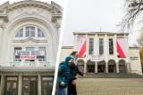 Teatry w Bydgoszczy i w Toruniu murem za kobietami w walce o prawo do wyboru [zdjęcia]