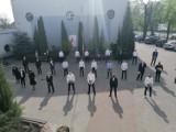 Pożegnanie absolwentów Zespołu Szkół Ponadpodstawowych nr 3 w Krotoszynie [ZDJĘCIA]