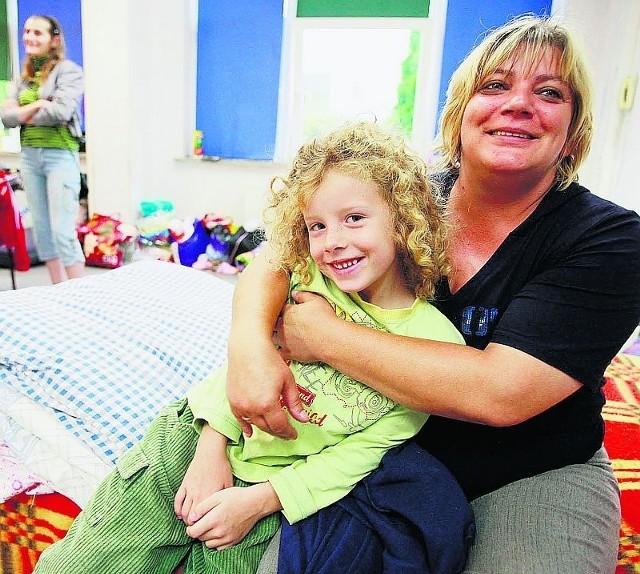 Lucyna Miałek z radością wyprowadzała się ze szkoły