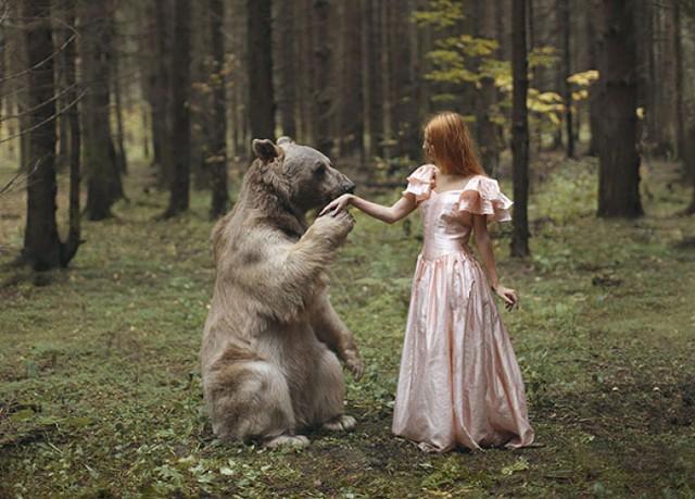 Te zwierzęta kochają ludzi, z wzajemnością. Przepiękne portrety [GALERIA]