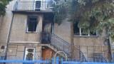 Pożar domu przy ul. Pawłowa w Lublinie. Spłonęły dwie kondygnacje. Straty sięgają 150 tys. zł