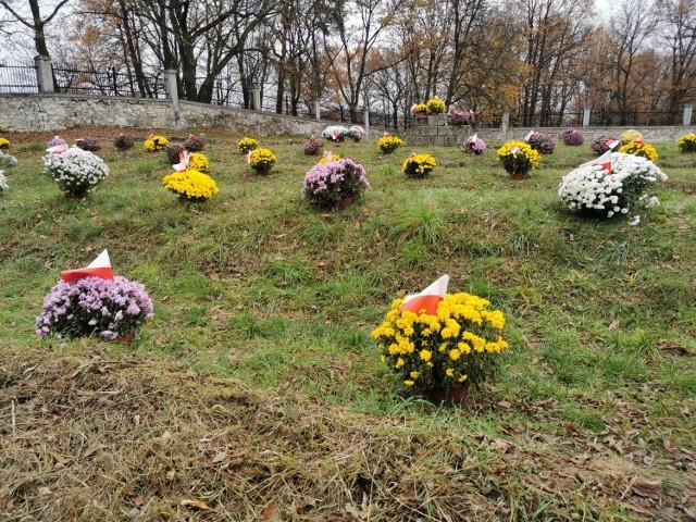 Cmentarz wojenny w Chrzanowie