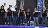 Cantore Gospel ze Stargardu na Jarmarku Jakubowym w Szczecinie