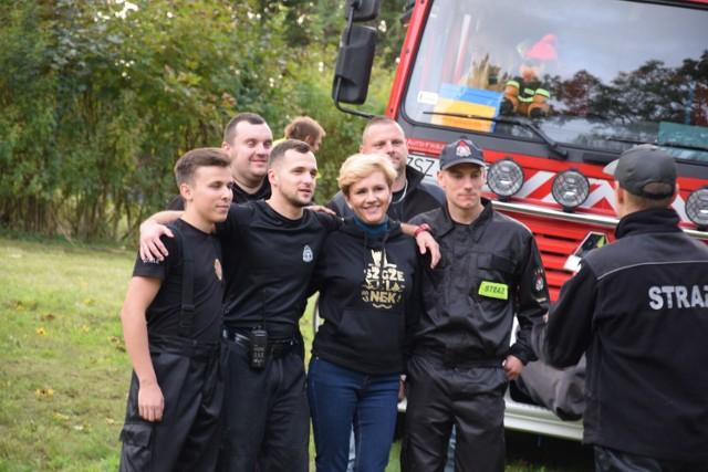 Strażacy zaprosi na zabawę całą gminę Szczecinek
