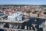 Będzie nowa marina w Gdańsku. W centrum przybędzie ok. 60 miejsc dla jednostek pływających. Pierwsze zacumują w połowie 2022 roku