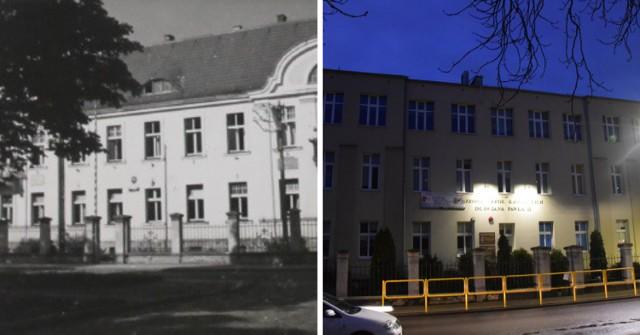 """""""Ekonomik"""", czyli dzisiejszy ZSP 3 mieści się przy al. Wojska Polskiego, a na jego miejscu przy ul. Reymonta działa Zespół Szkół Katolickich."""