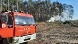 Zaczęło się! Pierwszy pożar nieużytków zanotowali skwierzyńscy strażacy. Niestety, to pewnie początek fali