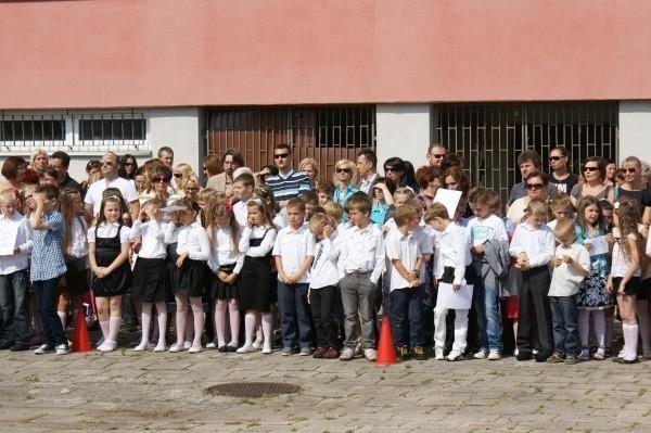 Rozpoczęcie roku szkolnego w Koninie