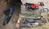 Kradzieże motocykli pod Częstochowa. Policja zatrzymała sprawców. Wartość skradzionych pojazdów to blisko 40 tysięcy zł
