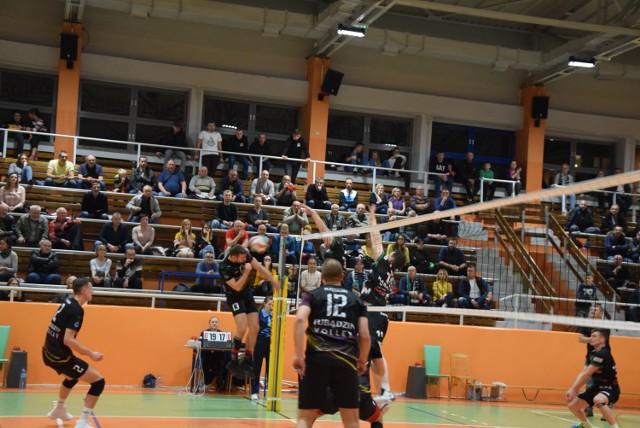 Tubądzin Volley Sieradz pokonał Kasztelana Rozprza 3:0