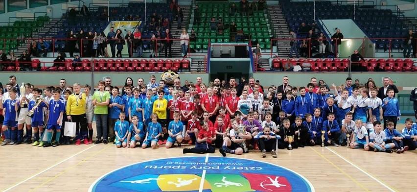 Rywalizowano o Puchar Prezydenta Miasta Kołobrzeg. Zakończył się turniej Kotwica Cup 2020