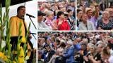 Tłumy na koncercie dożynkowym Bayer Full w Woli Wapowskiej. Zobaczcie zdjęcia!