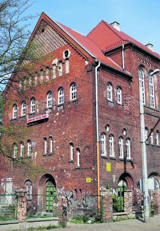 Łaźnia będzie artystycznym centrum dzielnicy.