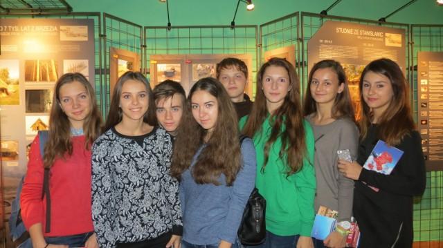 Goście z Ukrainy odwiedzili Zagłębie Dąbrowskie