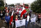 Ulicami Warszawy przeszedł Marsz Pamięci. Oddano hołd ofiarom Rzezi Woli