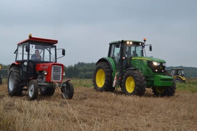 Poprzednie edycje Rajdu Traktorów w Pławiu. W tym roku będzie więcej i głośniej.