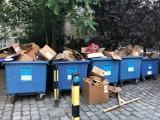 MIEJSCA WSTYDU. Okolice Rynku we Wrocławiu toną w śmieciach! Zobaczcie zdjęcia