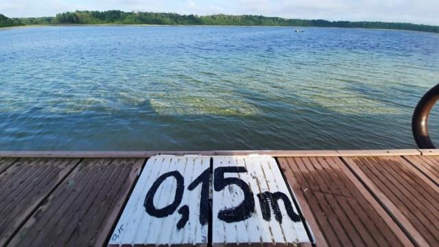 Jezioro Głębokie wysycha od dziesięciu lat. Wreszcie pojawiła się nadzieja, że ta katastrofa zostanie zbadana i zatrzymana.
