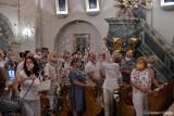 Odpust Matki Bożej Śnieżnej w Piotrkowie 2020. Uroczystości w kościele Panien Dominikanek z udziałem biskupa Pękalskiego