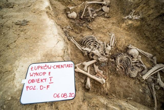 Badania archeologów w Łupkowie na Podkarpaciu