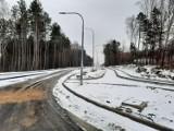 Nowa droga przez las w Katowicach. To droga dojazdowa do Nowego Nikiszowca. Są też dwa ronda. Co ze żłobkami i szkołami?
