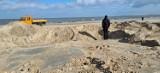 Świnoujście zapłaciło 12 tys. zł za naprawę wejścia na plażę po październikowym sztormie