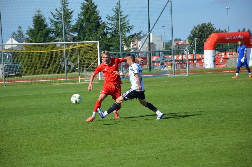 Lechia Gdańsk wygrała sparing z Bytovią. Krasić i Wolski strzelali z rzutów wolnych