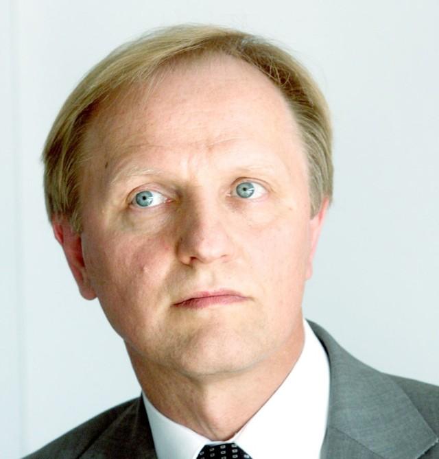 Włodzimierz Tomaszewski - szef ZWiK