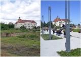 Bulwar nad Odrą w Głogowie - pamiętacie, jak wyglądał wcześniej? Przypominamy, jak się zmieniało to miejsce. Zdjęcia