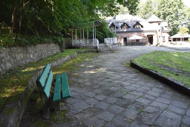 Tężnia ma powstać w miejscu dawnego amfiteatru na Górze św. Marcina