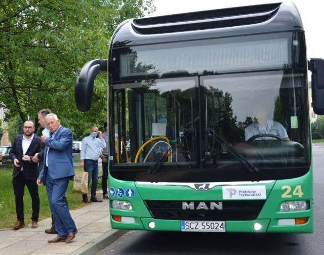 Piotrków kupi autobusy elektryczne za 34 mln zł. Miasto ma otrzymać dofinansowanie do 10 takich pojazdów