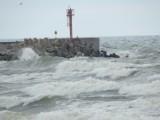 Uwaga! Nadciąga huragan. Nad morzem 10 w skali Beauforta!