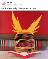 Amerykański fastfood zachwycił użytkowników twittera. Wystarczyła jedna zmiana... [ZDJĘCIA]