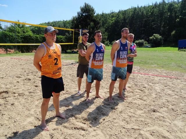W Chełmnie w sobotę 4 lipca odbyła się I runda Letniej Grand Prix Chełmna w siatkówce plażowej