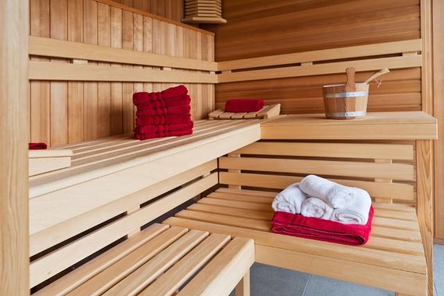 Sauna to relaks i zdrowie oraz sposób na odprężenie i poprawę krążenia.