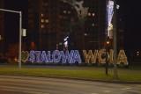Stalowa Wola nocą. Miasto ubarwiają świecące reklamy. Zobacz efekt [ZDJĘCIA]