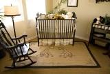 Bezpieczny pokój niemowlęcia