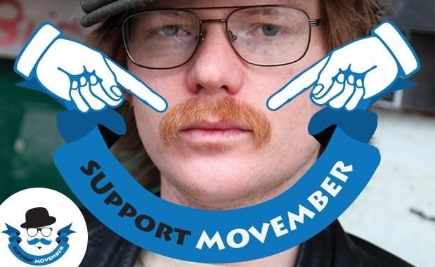 """Akcja """"Movember"""": Przyłączysz się?"""