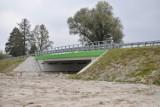 Nowy most już stoi. Także jakość dróg się poprawiła. W gminie Skierbieszów zakończono bardzo ważne remonty