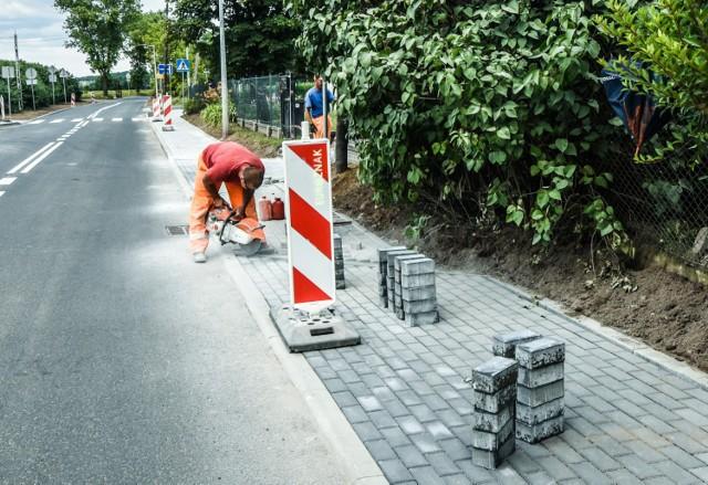 Nowa ulica w Oleśnicy powstanie na ratajach. Będzie też chodnik.