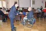 Powiatowa Społeczna Rada Do Spraw Osób Niepełnosprawnych rozpoczęła nową kadencję. Przewodniczącym został Wiesław Nowakowski