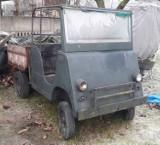 Nietypowy pojazd, który powstał w Ostrowie Wielkopolskim. Pomóż go odbudować ZDJĘCIA