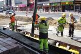 Przebudowa linii tramwajowej w Częstochowie. MPK przedstawił nowy harmonogram prac. Kiedy otwarta zostanie aleja NMP?