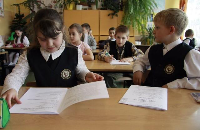 Sprawdzian trzecioklasisty będzie przeprowadzony w szkołach, które się do tego zgłosiły