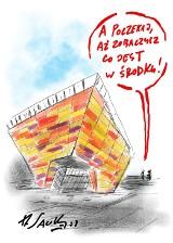 WOŚP Szczecin 2021. Licytacja rysunku Henryka Sawki od Morskiego Centrum Nauki