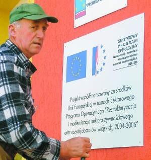 Świetlica w Trzebielinie skorzystała z unijnej kasy, ale na drogi pieniędzy już nie będzie. fot. Mateusz Węsierski